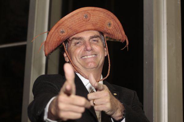 bolsonaro fortaleza - Câmara Municipal aprova Título de Cidadão Pessoense para Bolsonaro