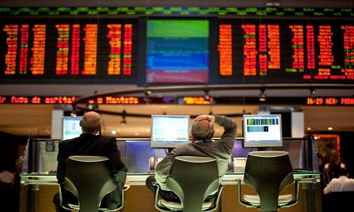 bovespa bolsa de valores - Dólar cresce e Ibovespa cai mais de 1% após prisão de Temer