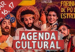 AGENDA CULTURAL: Confira os eventos que agitam o fim de semana em João Pessoa