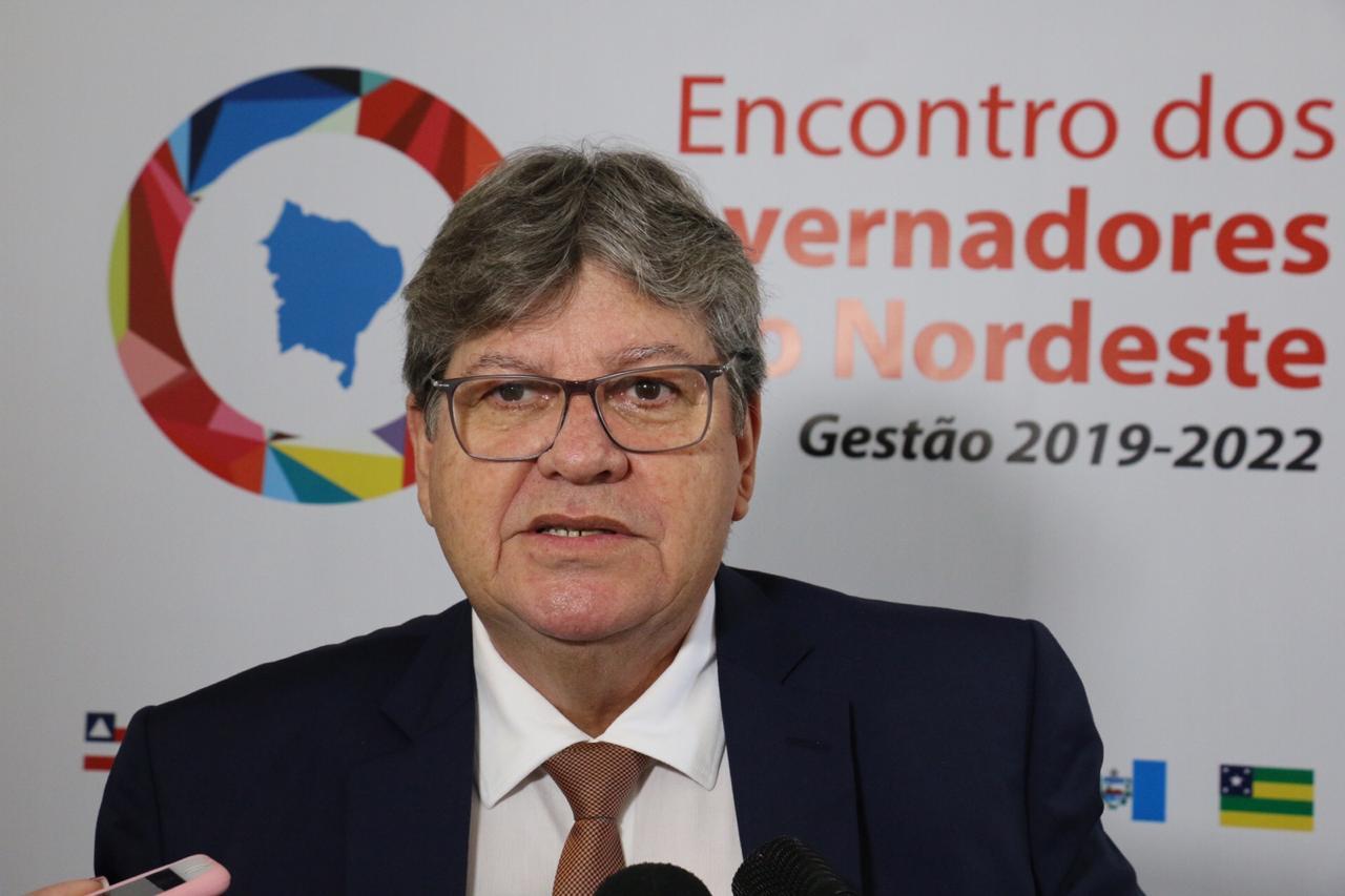 e5239d1c 511d 480b 8158 4557a5c0faa3 - EM SÃO LUÍS: João Azevêdo participa de Encontro dos Governadores do Nordeste e destaca avanços na política de gestão pública