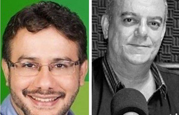 fernando caldeira jornalista processa ex prefeito cajazeiras carlos antonio - OPERAÇÃO ANDAIME: Jornalista processa ex-prefeito que o acusou de assassinato