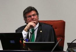 Fux nega que haja crise institucional entre STF e MP