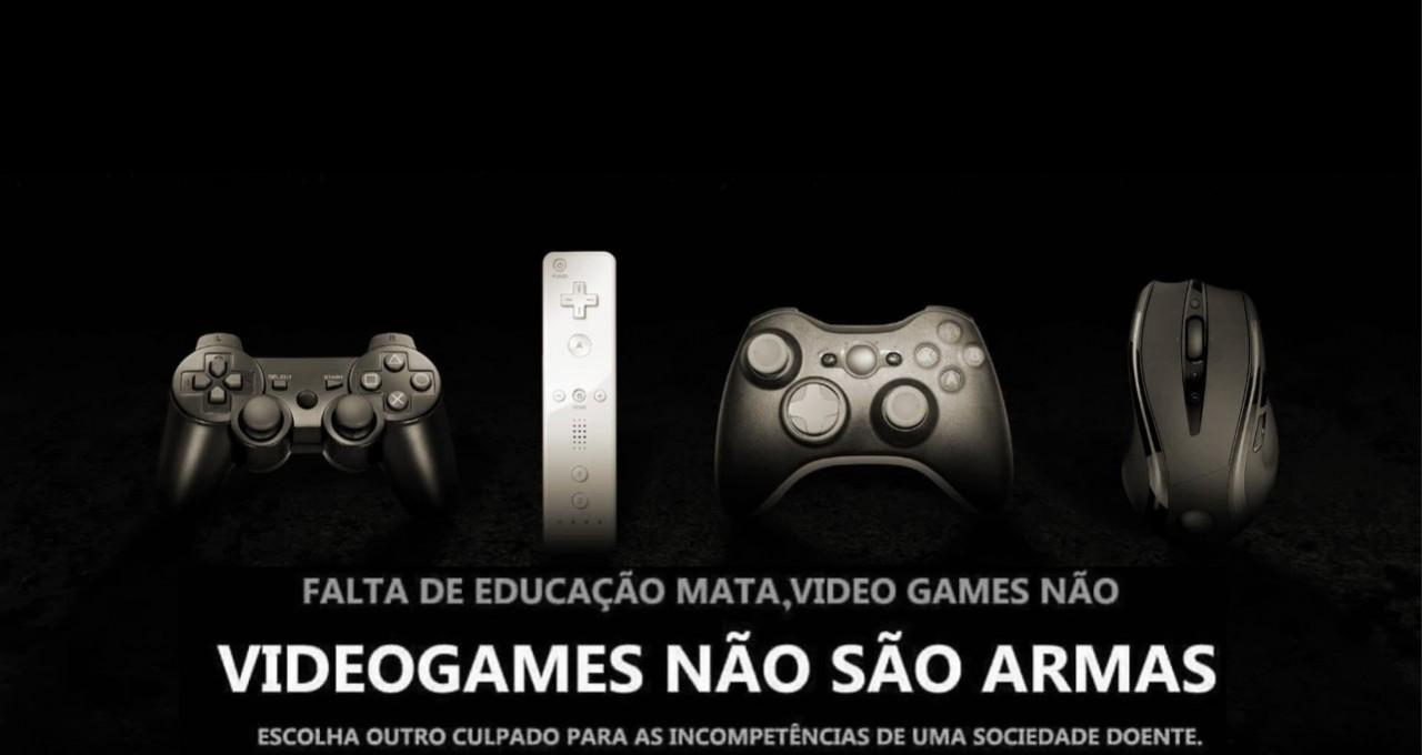 jogos - CLIQUE START: os videogames são culpados pela violência? – por Gustavo Alves