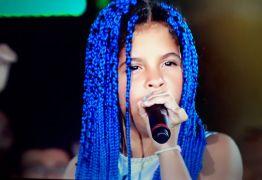 THE VOICE KIDS: Paraibana Lívia Valéria é eliminada do programa