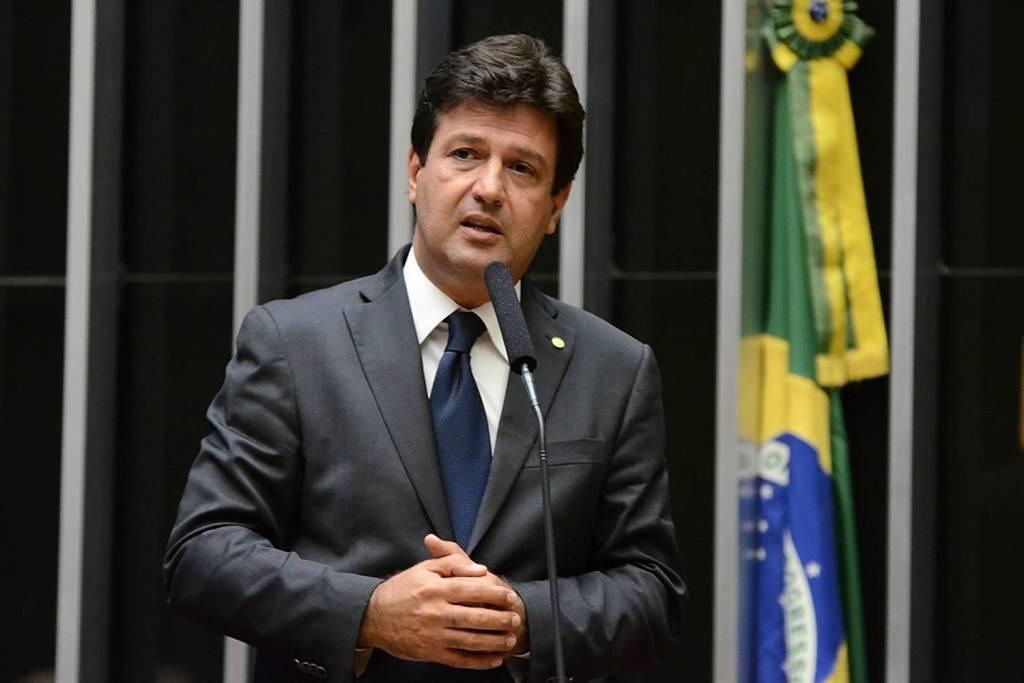 luiz henrique mandetta foto facebook - Luiz Henrique Mandetta confirma ida a Patos para liberação de recursos para a saúde