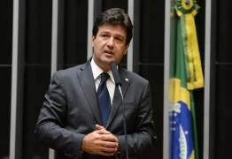 Luiz Henrique Mandetta confirma ida a Patos para liberação de recursos para a saúde