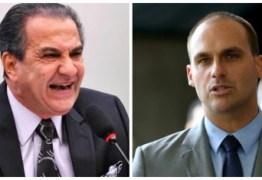 'Respeite aliados e deixe de bajular guru': dispara Silas Malafia para Eduardo Bolsonaro; veja