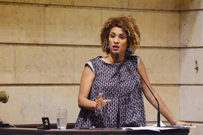 marielle franco - Promotoria pede indenizações às famílias de Marielle e Anderson