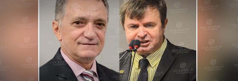 moacir e galego - Postura dos deputados Galego Souza e Moacir Rodrigues é elogiada por aliado de João Azevêdo, na ALPB