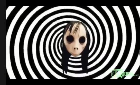momo video 300x184 - Momo aparece em vídeos de slime do YouTube Kids e ensina as crianças a se suicidarem