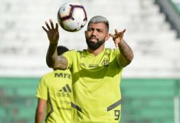 Flamengo estreia na Libertadores nesta terça e com força máxima