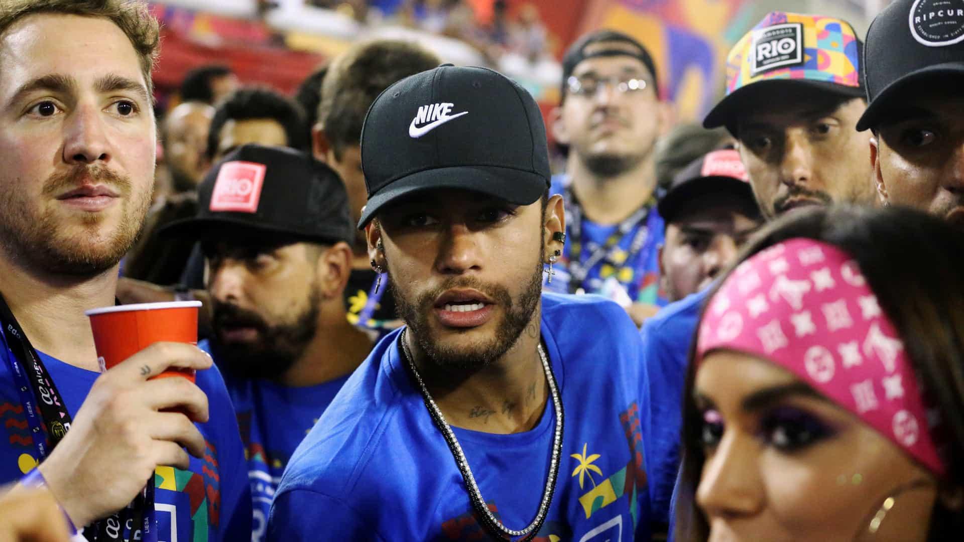 naom 5c7ebc91a4940 - Após tratamento no Brasil e Carnaval, Neymar segue cartilha do PSG