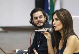 PARTICIPAÇÃO ESPECIAL: Fátima é convidada em aula de Túlio Gadêlha