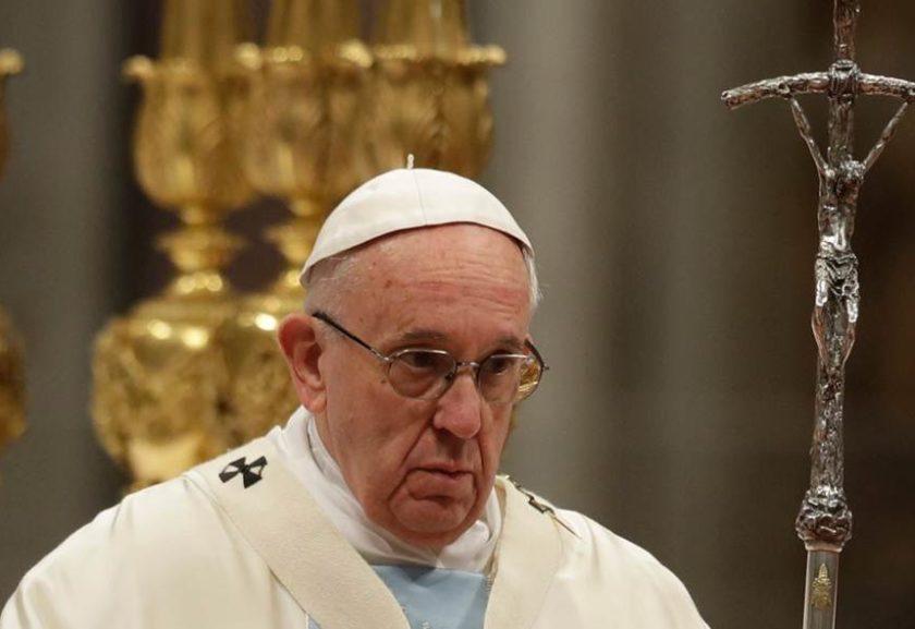 papa 840x577 - Papa abrirá em 2020 os arquivos secretos do Vaticano sobre a 2ª Guerra