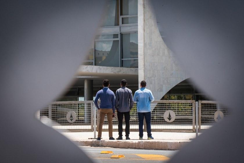 soldados planalto - 'TUDO ERA MOTIVO PARA APANHAR': Soldados do Batalhão da Guarda Presidencial relatam agressões físicas praticadas por companheiros