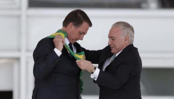 temer 300x171 - 'A Justiça nasceu para todos e cada um que responda pelos seus atos', diz Bolsonaro sobre Temer