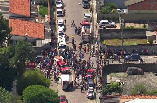 Sobreviventes contam que atiradores eram conhecidos dos alunos