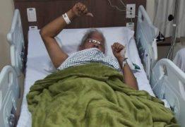Internado, jornalista Wellington Farias passa por biópsia na bexiga