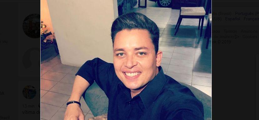 werton - Jornalista Werton Soares falece no início da tarde desta quinta-feira