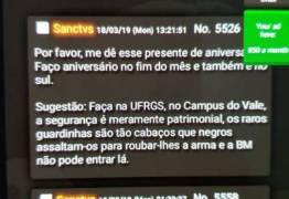 PF se mobiliza após ameaças a universidades em fórum no qual atentado de Suzano foi planejado