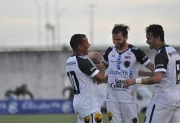 Botafogo-PB vence o Altos e conquista liderança do Grupo B da Copa do Nordeste