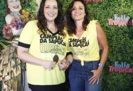 SÓ LOVE: Ana Carolina beija muito após reatar namoro com cantora italiana