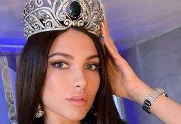 Miss Moscou perde o título por quebrar a coroa