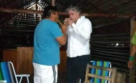 xfabiosss.jpg.pagespeed.ic .hBZLj8RMQo - Fábio Assunção deixa aldeia no Acre após tratamento espiritual com chá de Ayahuasca