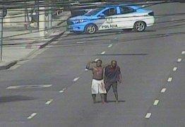 Homem escapa após ser feito refém por assaltante no Centro do Rio