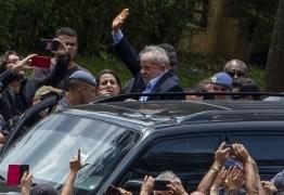 DIA 23: Lula pode deixar a prisão em Curitiba para regime domiciliar, diz jornal