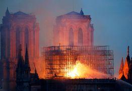 Em Notre-Dame, arde a arrogância do Ocidente – Por Pepe Escobar