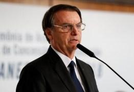 Bolsonaro: 'Desculpem as caneladas, não nasci para ser presidente, e sim militar'