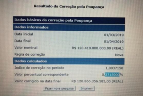 1 rico 10734821 300x201 - Ricaço, só que não! Carioca ganha R$ 120 bilhões por engano