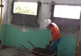 Obras de reforma e ampliação do Hospital Municipal de Alhandra vão aumentar e melhorar atendimento à população