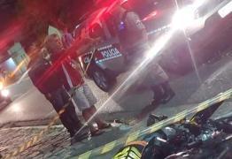 Levantamento aponta que em João Pessoa, 79% dos acidentes de trânsito em 2018 envolveram motos