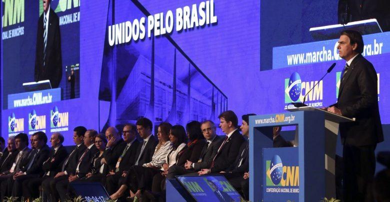 Bolsonaro na abertura da macha dos prefeitos 1 780x405 - MARCHA DOS PREFEITOS: Músico paraibano se apresenta para Bolsonaro em abertura de evento