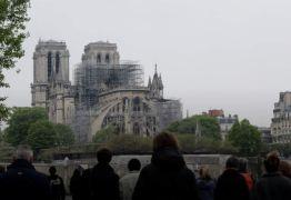 Papa diz esperar que tristeza vire esperança com reconstrução de Notre-Dame