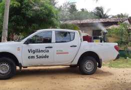 Secretaria de Saúde de Conde em parceria com Secretaria de Estado da Saúde realizam ações para combater o mosquito causador da Malária