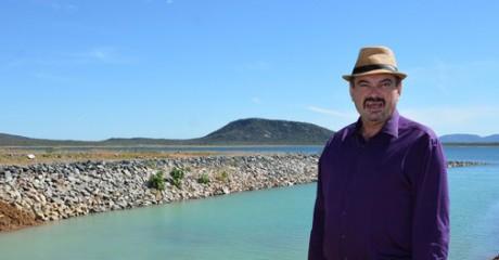 Deputado Jeová Camposquer um novo projeto de abastecimento de água para Divinopolis - Jeová pede que CAGEPA e Infraestrutura elaborem novoprojeto de abastecimento de água para o Distrito de Divinópolis