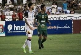 Clayton elogia desempenho do Botafogo-PB contra o Nacional: 'poderia ser um placar elástico'