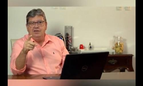 JOAO INBOX - NINJA NA REDE: governador lança nas redes sociais quadro onde responde perguntas de internautas