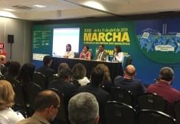 Prefeita Márcia Lucena e Secretário Flávio Tavares falam de Inovação e Agenda Habitacional e Urbana na Marcha dos Prefeitos em Brasília