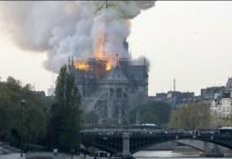 Catedral de Notre-Dame estava caindo aos pedaços (literalmente) antes de incêndio