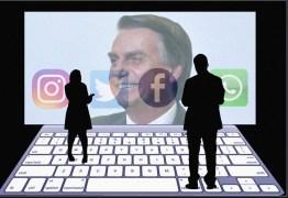 'Quem tem minha senha tem minha confiança', diz Bolsonaro sobre uso de rede social
