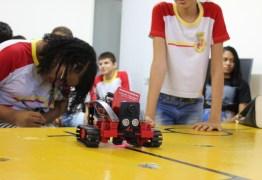 Estudantes da rede municipal de ensino de Conde iniciam preparação para a Olimpíada Brasileira de Robótica