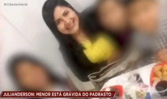 SEQUESTRO 300x179 - Grávida de 8 meses do padrasto, adolescente de 13 anos relata período em que foi sequestrada por ele - VEJA VÍDEO