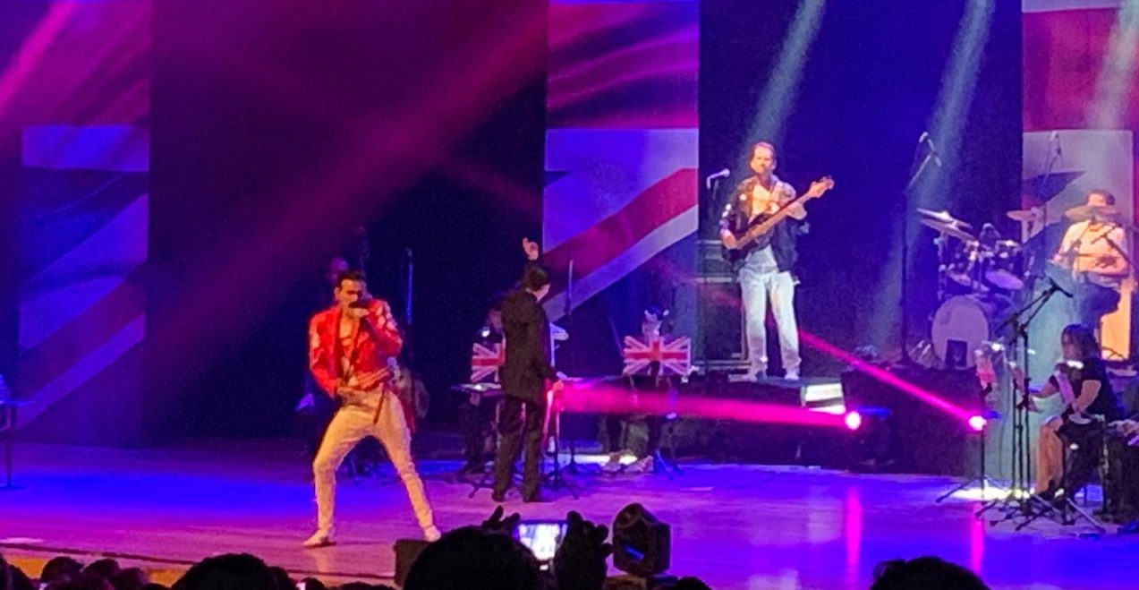 WhatsApp Image 2019 04 12 at 22.00.26 e1555125054758 - 'Queen Experience In Concert' leva centenas de pessoas a Pedra do Reino e emociona fãs - VEJA VÍDEOS