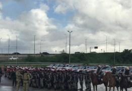 Dois mil policiais realizam operação nacional reforçando segurança na Paraíba