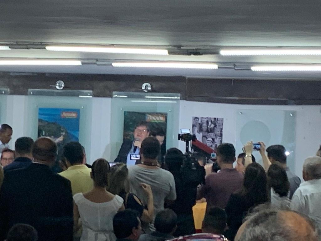 af565544 ef50 4cb1 96b8 f3c8e5472d34 1024x768 - Governador empossa João Gonçalves na Secretaria de Articulação Política: 'É uma honra muito grande' - VEJA VÍDEO