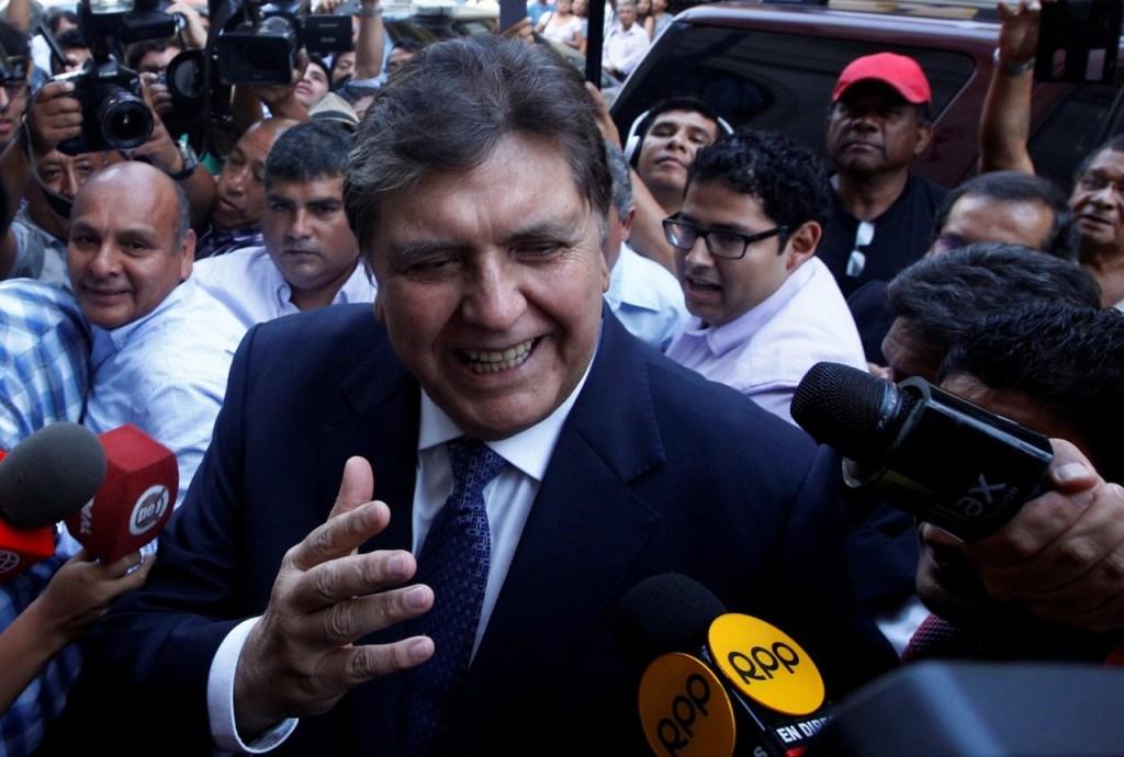 alan garcia 1024x690 - ESQUEMA DE CORRUPÇÃO: Ex-presidente peruano tenta suicídio antes de ser preso, diz polícia